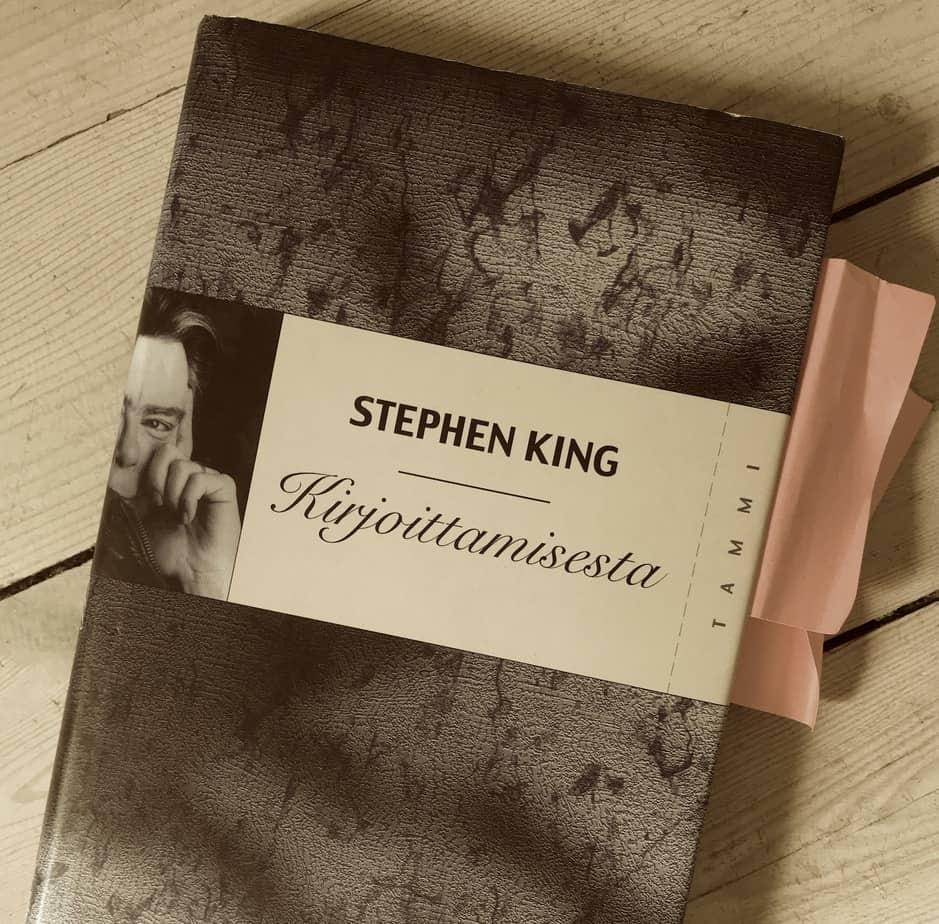 Kirjoittamisesta, Stephen King, tilaa Kirjoittajakoulusta