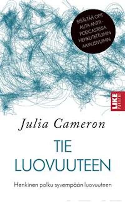 Tie luovuuteen, Julia Cameron, Kirjoittajakoulu