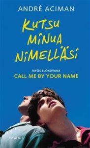 Kutsu minua nimelläsi -Lue kirjavinkit nuorisolle.