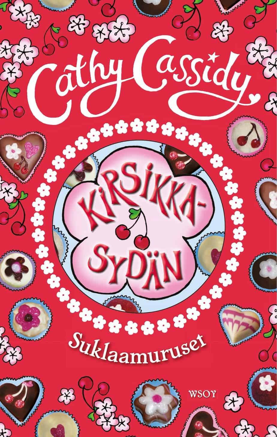 Kirsikkasydän, Cathy Cassidy, Suklaamuruset-sarja, Kirjoittajakoulu
