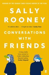 Keskusteluja ystävien kanssa. Sally Rooney. Lue kiirjavinkit nuorille täältä.
