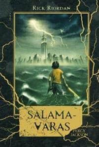 Salamavaras, Percy Jackson, Kirjoittajakoulu